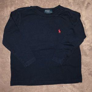 Polo Ralph Lauren boys long sleeve tee 4T
